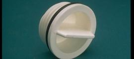 C010 drain plug with C050 o'ring